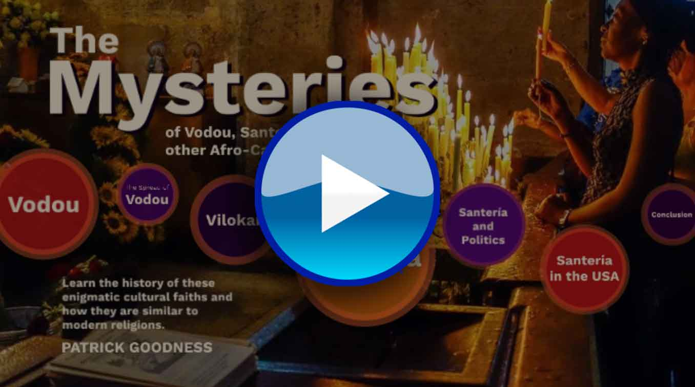 Mysteries of Vodou, Santeria and other Afro-Caribbean Faiths