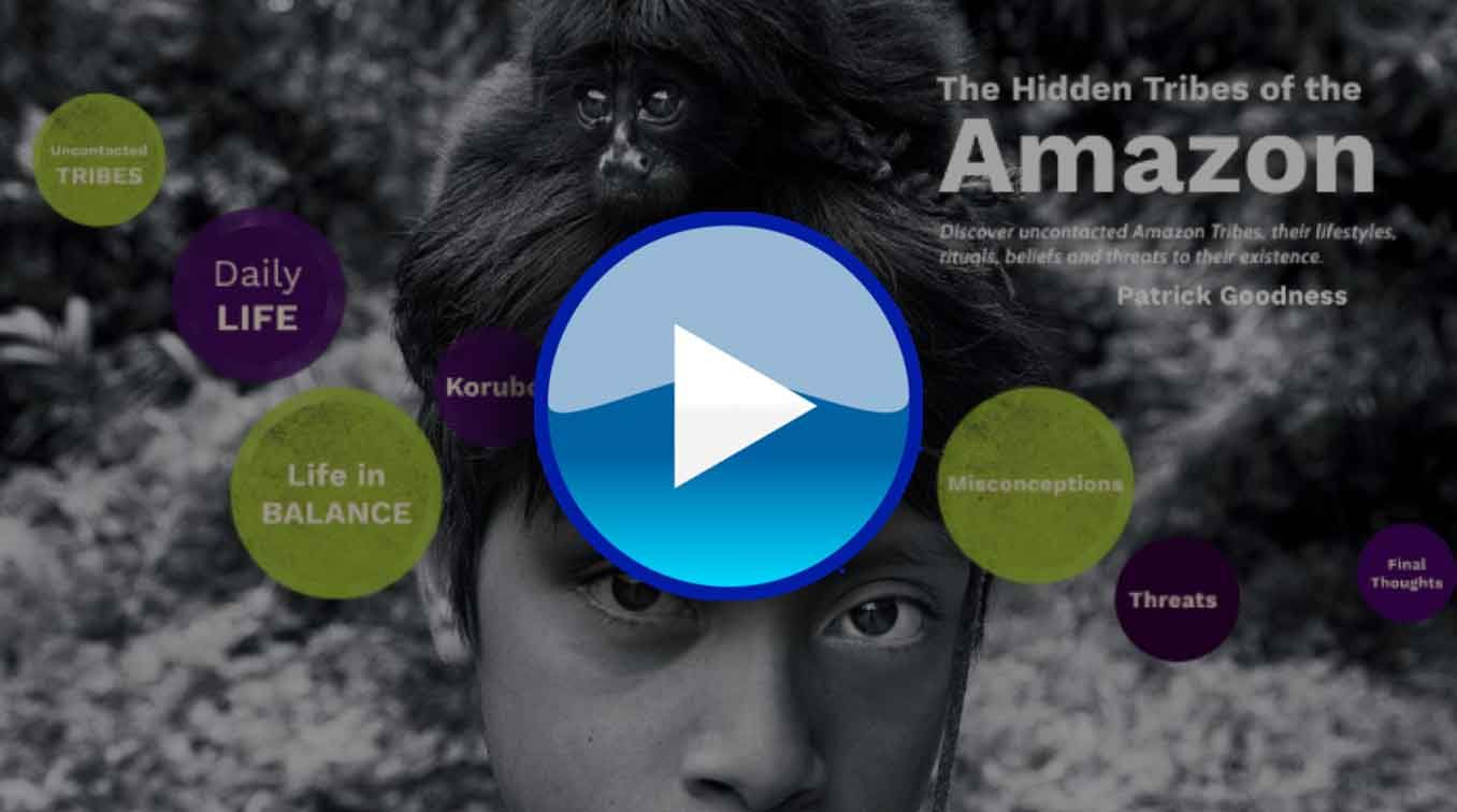 Hidden Tribes of the Amazon